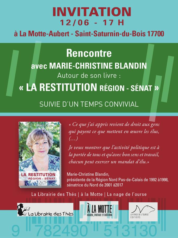 RENCONTRE INVITATION